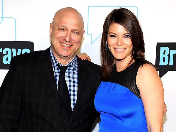 What&#39;s Got Tom Colicchio & Gail Simmons Spinning Out of Control?