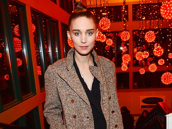 'Sweet' Rooney Mara Enjoys Vegan Fare at Sundance