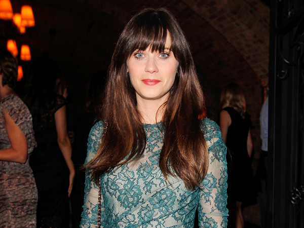 Zooey Deschanel&#39;s Night Out with Roasted Octopus in West Hollywood
