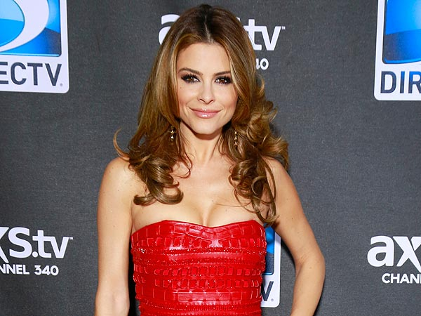 Maria Menounos Preps for &#39;Inevitable Win&#39; at Celebrity Football Game