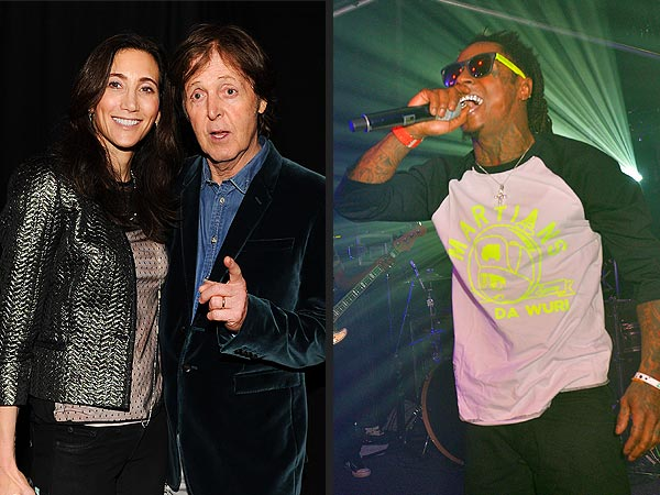Super Bowl Celebrity Party Sightings
