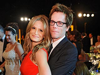 Kyra Sedgwick & Kevin Bacon Toast Their Daughter In N.Y.C. | Kevin Bacon