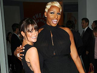 Lea Michele &#39;Excited to See&#39; NeNe Leakes in Beverly Hills | Lea Michele
