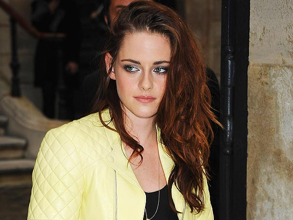 Kristen Stewart's Tequila-Filled Friday Night