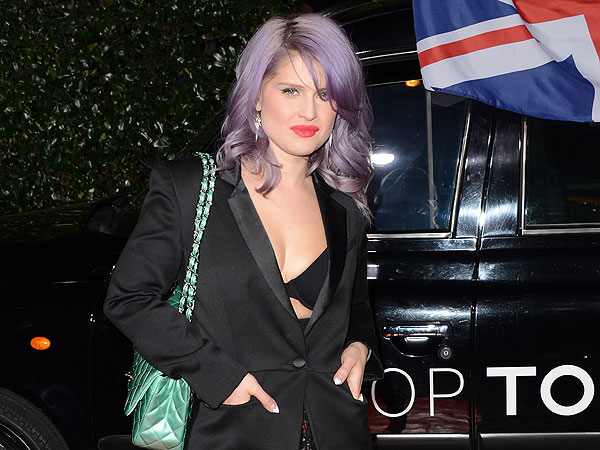 Kelly Osbourne: Healthy & Dancing in Los Angeles