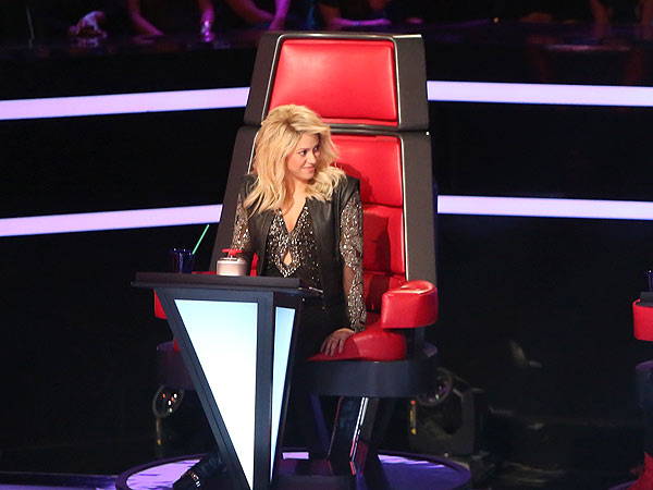 The Voice Reveal