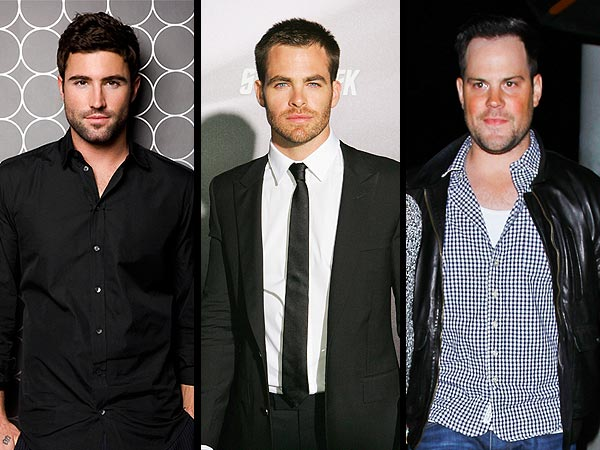 Chris Pine, Brody Jenner & Mike Comrie Party (Separately) in L.A.