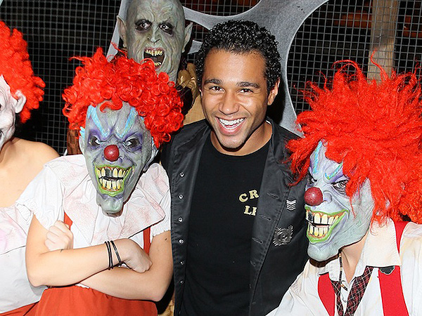 Corbin Bleu's Spooky Pre-Halloween Adventure