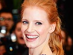 Stars Light Up the Cannes Film Festival | Jessica Chastain