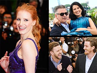 Stars Light Up the Cannes Film Festival