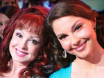 Dancing with the Stars's All-Star Supporters | Ashley Judd, Naomi Judd