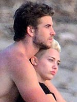 Miley Cyrus & Liam Hemsworth: PDA Around the World | Liam Hemsworth, Miley Cyrus