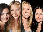 Red Carpet Cast Reunions! | Courteney Cox, Lisa Kudrow