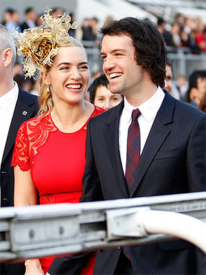 Kate Winslet Marries in Secret