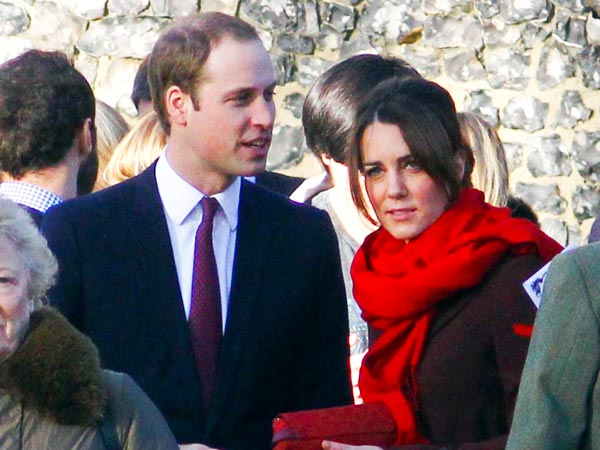 Christmas with the Royal Family