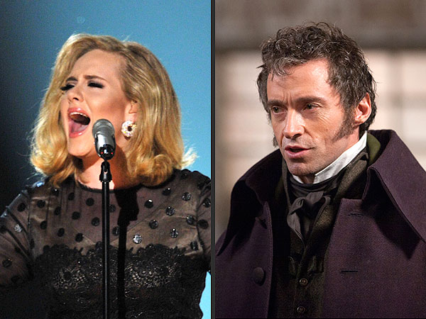 Academy Award Nominations: Adele, Hugh Jackman Up for Best Song Oscars