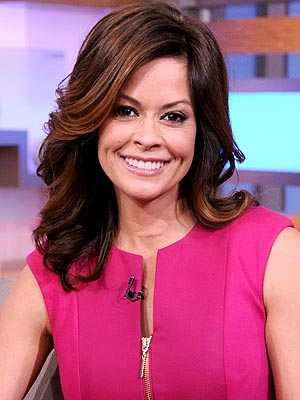 Brooke Burke-Charvet Reveals Surgery Scar