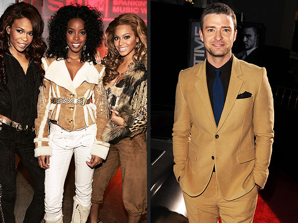 Justin Timberlake Vs. Destiny's Child to Release New Music