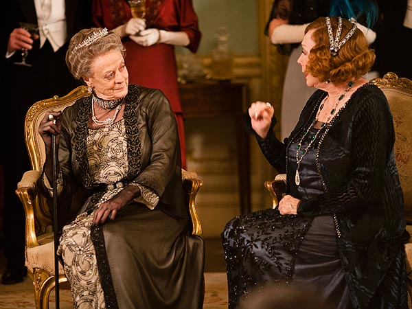 Downton Abbey Season 3 Premiere - The 5 Best Moments
