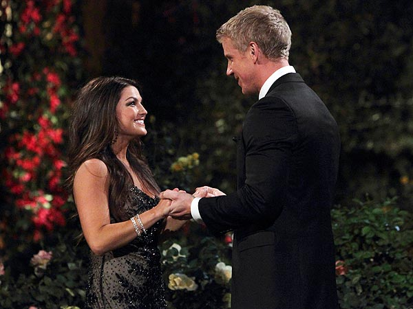 Tierra gets first rose The Bachelor