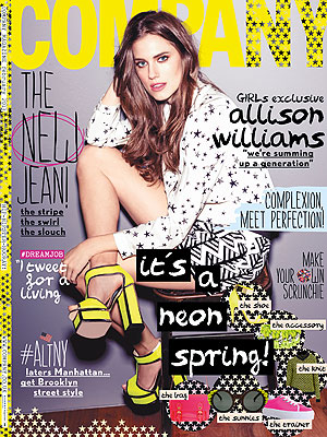 Girls: Allison Williams Not Like Her Character