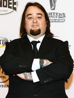 Chumlee Is Watching Lord of the Rings Before Rick Harrison's Wedding