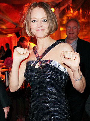 Jodie Foster Calls Ailing Mom an 'Amazing Inspiration' After Emotional Globes Speech
