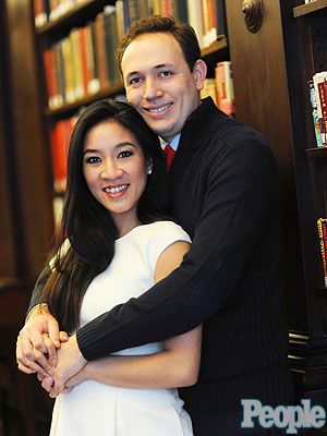 Michelle Kwan Marries Clay Pell
