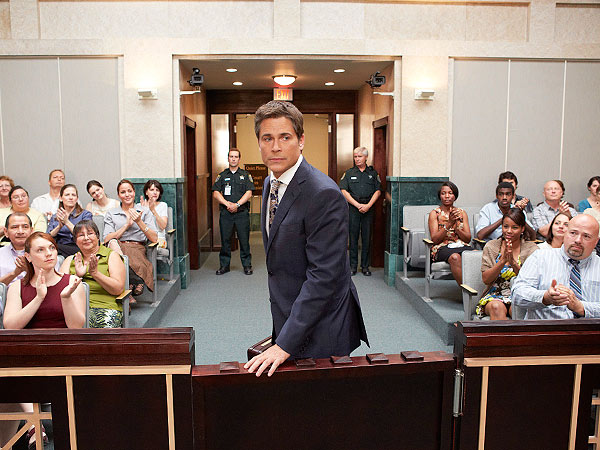Rob Lowe Acquits Himself Nicely in Lifetime's Prosecuting Casey Anthony (Review)