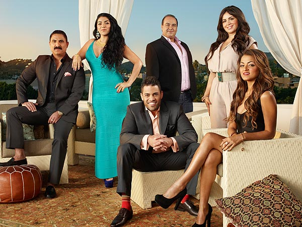 Shahs of Sunset: Golnesa &#39;GG&#39; Gharachedaghi Threatens to Stab Someone (Video)