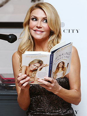 Brandi Glanville Tells All in New Book, Drinking & Tweeting