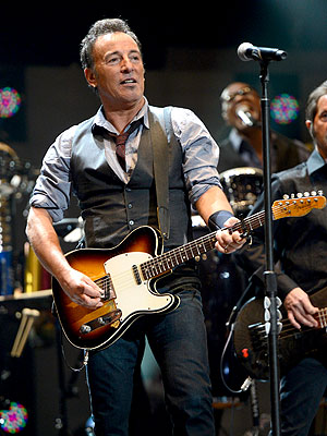 Grammy Insider: Eric Church Loves Bruce Springsteen