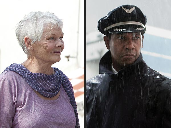 Denzel Washington, Judi Dench Honored by AARP Movies for Grownups Awards