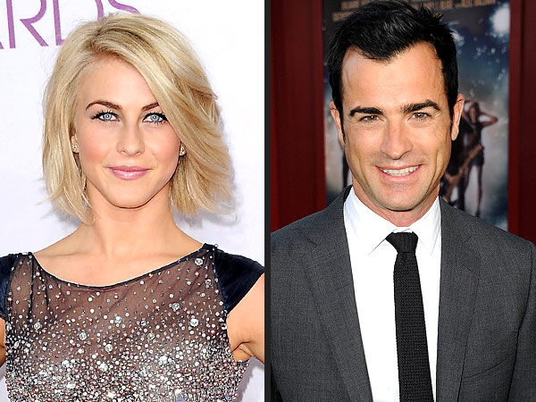 Ellen DeGeneres Spills the Beans on Justin Theroux & Julianne Hough&#39;s Breakdancing Battle