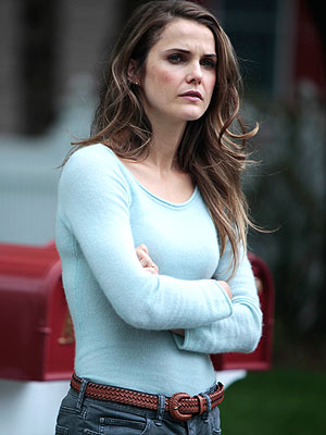 The Americans Stars Keri Russell - Are You Watching?