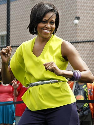 Michelle Obama Grammy Playlist on Spotify