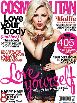 The Saturdays&#39; Mollie King Talks About Dating, Single Life