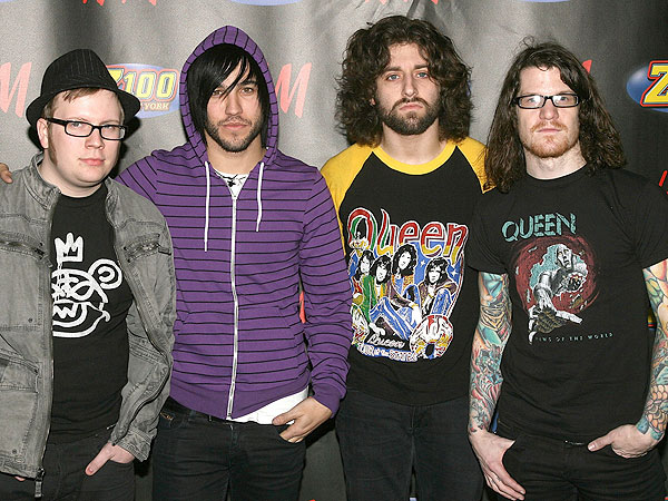 Fall Out Boy Are Getting Back Together After Three-Year Break