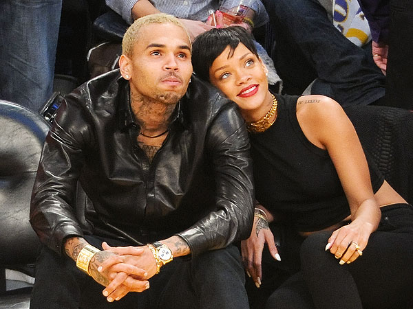 Rihanna Comes Clean About Romance with Chris Brown