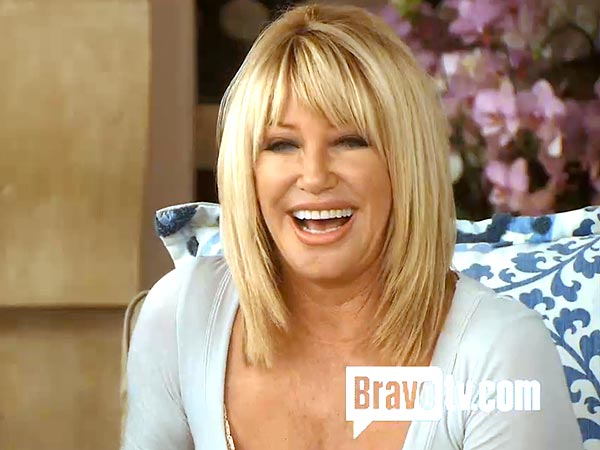 Real Housewives of Beverly Hills: Suzanne Somers Talks Sex with Lisa Vanderpump