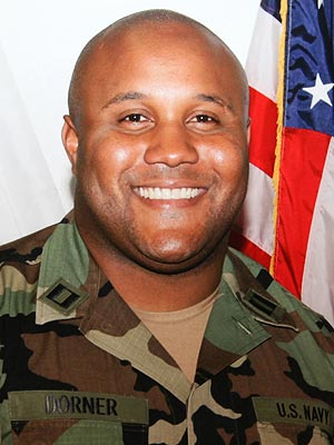 Christopher Dorner: $1 Million Reward Offered