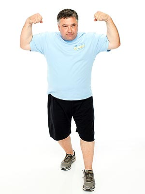 Biggest Loser's David: I'm Losing Weight and 'Emotional Baggage'