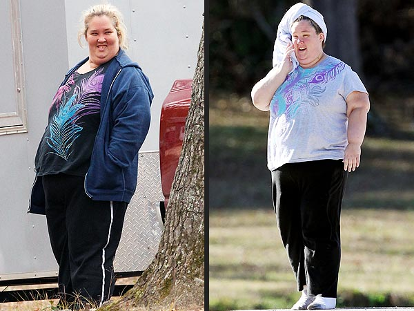 Here Comes Honey Boo Boo - Mama June's 100 Lbs. Weight Loss Picture