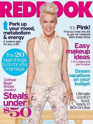 Grammy Nominee Pink Talks Beauty and Motherhood