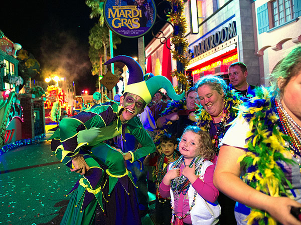 Here Comes Honey Boo Boo Celebrates Mardi Gras