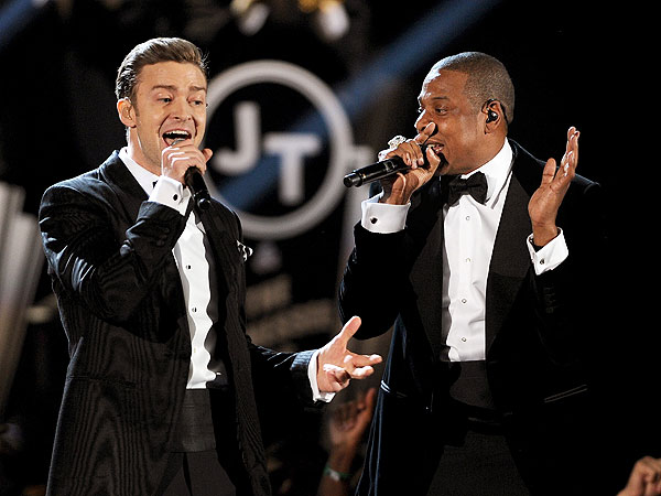 Jay Z Debuts New Video with Justin Timberlake on Facebook