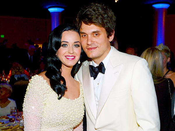 ¿Katy Perry  y John Mayer juntos?