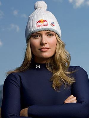 Lindsey Vonn on Her Skiing Injury: This Is Only a Temporary Setback