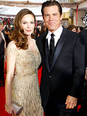 Diane Lane, Josh Brolin Divorce: Lane Signs Papers on Valentine's Day