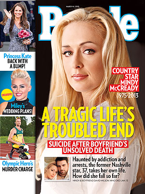 Mindy McCready Suicide: PEOPLE Magazine Cover Story About Her Final Days